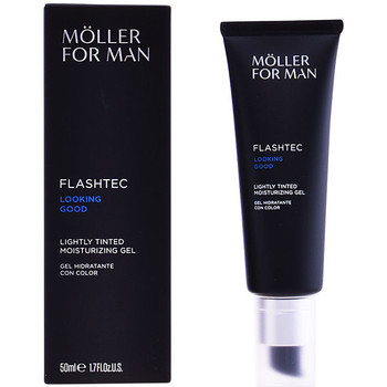 Belleza Hombre Hidratantes & nutritivos Anne Möller Pour Homme Looking Good Lightly Tinted Moisturized Gel  50 ml