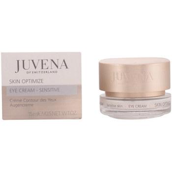 Belleza Mujer Antiedad & antiarrugas Juvena Juvedical Eye Cream Sensitive  15 ml
