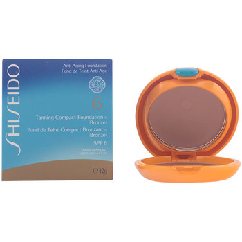Belleza Mujer Iluminador  Shiseido Expert Sun Compact Foundation  bronze Spf6 12 Gr 12 g