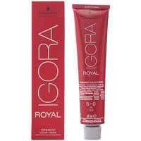 Belleza Tratamiento capilar Schwarzkopf Igora Royal 6-0  60 ml