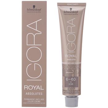Belleza Tratamiento capilar Schwarzkopf Igora Royal Absolutes 6-60  60 ml