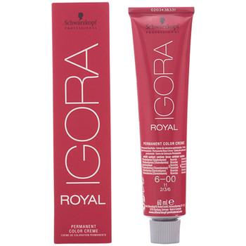Belleza Tratamiento capilar Schwarzkopf Igora Royal 6-00  60 ml