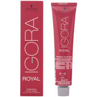 Belleza Tratamiento capilar Schwarzkopf Igora Royal 6-6  60 ml