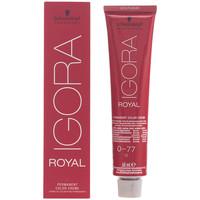 Belleza Tratamiento capilar Schwarzkopf Igora Royal  0-77 02/13  60 ml
