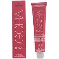 Belleza Tratamiento capilar Schwarzkopf Igora Royal 3-0  60 ml