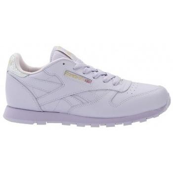 Zapatos Niños Zapatillas bajas Reebok Sport Classic Leather BD5543 Otros