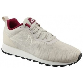 Zapatos Mujer Zapatillas bajas Nike Md Runner 2 Eng Mesh Wmns 916797-100 Białe