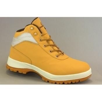 Zapatos Hombre Botas de caña baja Expander 9WL6020 beige