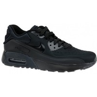 Zapatos Niños Multideporte Nike Air Max 90 Ultra GS negro