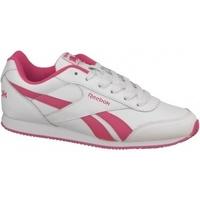 Zapatos Niños Multideporte Reebok Sport Royal CL Jogger 2 blanco