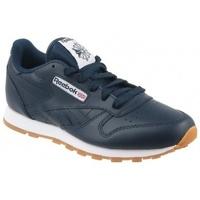 Zapatos Niños Multideporte Reebok Sport Classic Lth azul