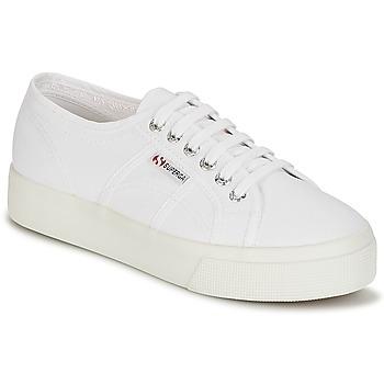 Zapatos Mujer Zapatillas bajas Superga 2730 COTU Blanco