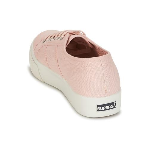 Superga Mujer Zapatos Zapatillas Bajas Cotu Rosa 2730 wXn0NOPZ8k