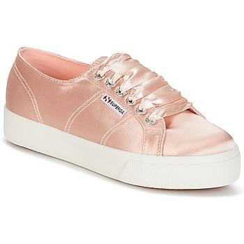 Zapatos Mujer Zapatillas bajas Superga 2730 SATIN W Rosa