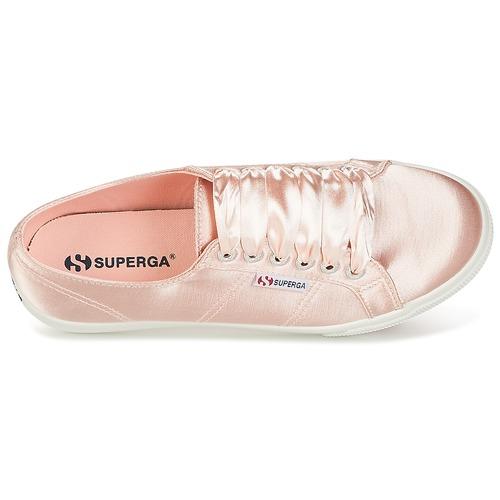 Descuento de la marca Zapatos especiales Superga 2730 SATIN W Rosa