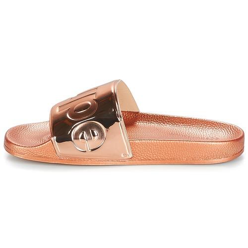 Mujer ZuecosmulesSuperga 1908 Pune RosaGold Zapatos Tu KcTl1FJ