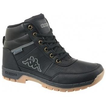 Zapatos Hombre Botas de caña baja Kappa Bright Mid Light negro