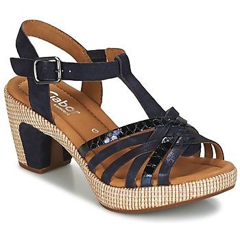 Zapatos Mujer Sandalias Gabor MASTIAR Marino