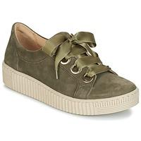Zapatos Mujer Zapatillas bajas Gabor BOSER Kaki