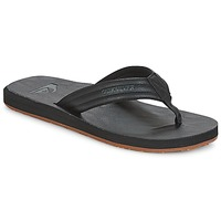 Zapatos Hombre Chanclas Quiksilver CARVER NUBUCK M SNDL SBKM Negro