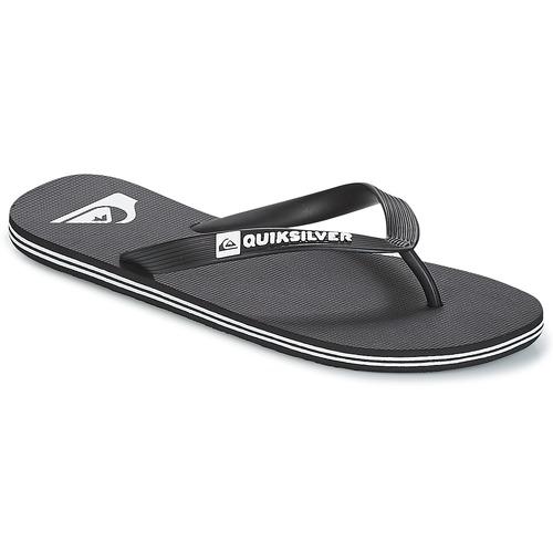 Zapatos Hombre Chanclas Quiksilver MOLOKAI M SNDL XKKW Negro