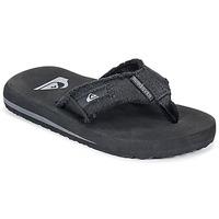 Zapatos Niño Chanclas Quiksilver MONKEY ABYSS YT B SNDL XKKC Negro