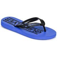 Zapatos Niños Chanclas Quiksilver JAVA WORDMARKYT B SNDL XKBK Azul