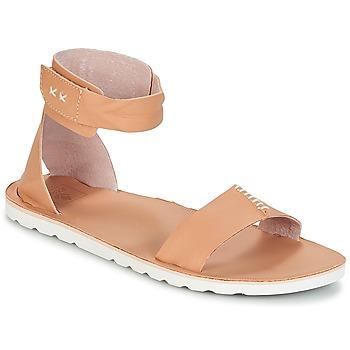 Zapatos Mujer Sandalias Reef REEF VOYAGE HI Beige