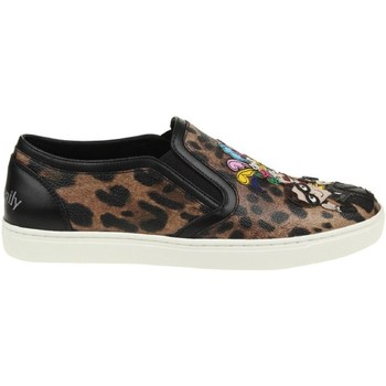 Zapatos Mujer Slip on D&G CK0028 AG352 HA94N multicolore