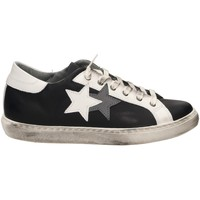 Zapatos Hombre Running / trail 2 Stars LOW BASICO Azul
