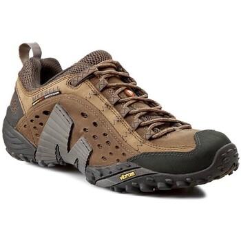 Zapatos Zapatillas bajas Merrell INTERCEPT URBAN-ESPRESSO/DARK SHADOW Marrón