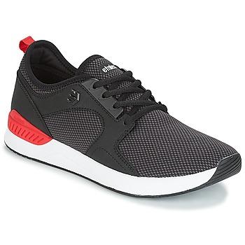 Zapatos Hombre Zapatillas bajas Etnies CYPRUS SC Negro / Rojo