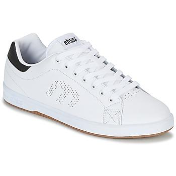 Zapatos Hombre Zapatillas bajas Etnies CALLICUT LS Blanco