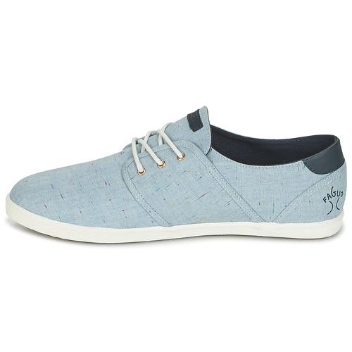 Bajas Zapatillas Azul Cotton Zapatos Faguo Cypress IHWD29EY