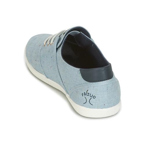 Zapatos Azul Bajas Faguo Zapatillas Cotton Cypress PiXOZkTwu