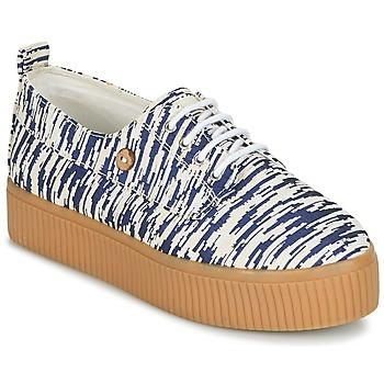 Zapatos Mujer Zapatillas bajas Faguo FIGLONE SYNTHETIC Blanco