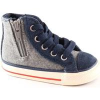 Zapatos Niños Pantuflas para bebé Converse CON-746380C-GR Grigio
