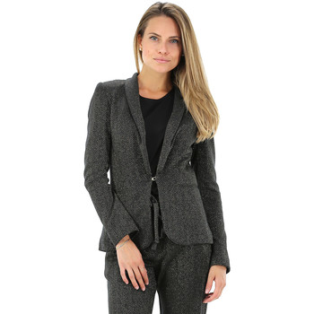 textil Mujer Chaqueta de traje Kocca Jacket Charthon Negro