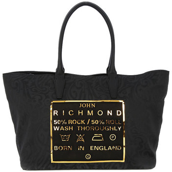 Bolsos Mujer Bolso shopping Richmond BLACK GOLD TATOO Giallo