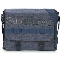 Bolsos Macuto Superdry MERCHANT MESSENGER BAG Marino