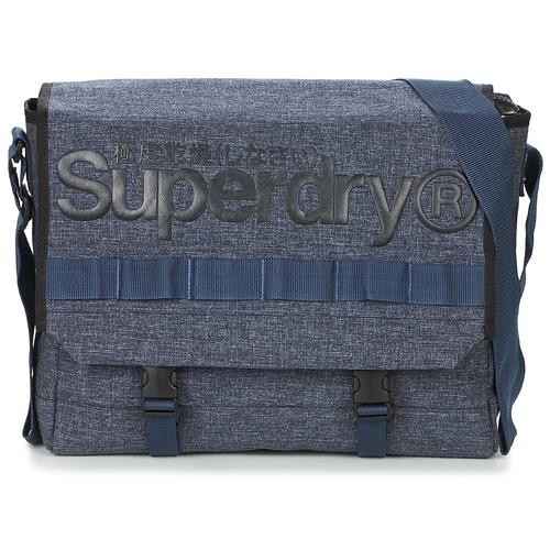 Superdry - MERCHANT MESSENGER BAG