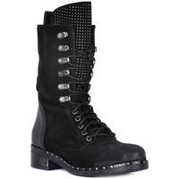 Zapatos Mujer Botas urbanas Juice Shoes TACCO BLACK Nero