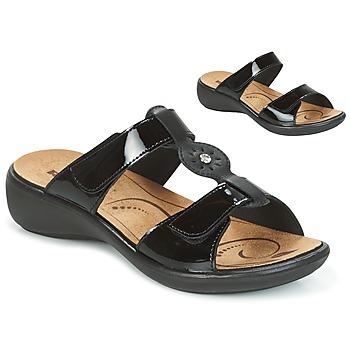 Zapatos Mujer Zuecos (Mules) Romika IBIZA 82 Negro