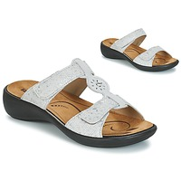Zapatos Mujer Zuecos (Mules) Romika IBIZA 82 Gris