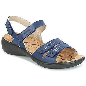 Zapatos Mujer Sandalias Romika IBIZA 86 Azul