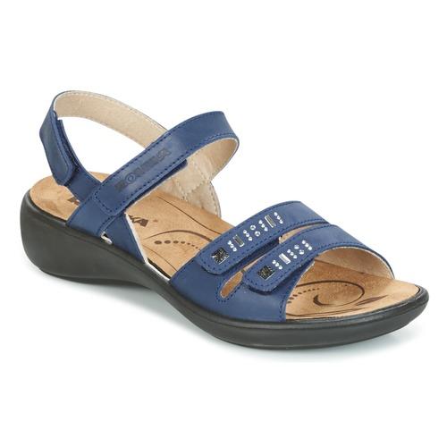 Descuento de la marca Zapatos especiales Romika IBIZA 86 Azul
