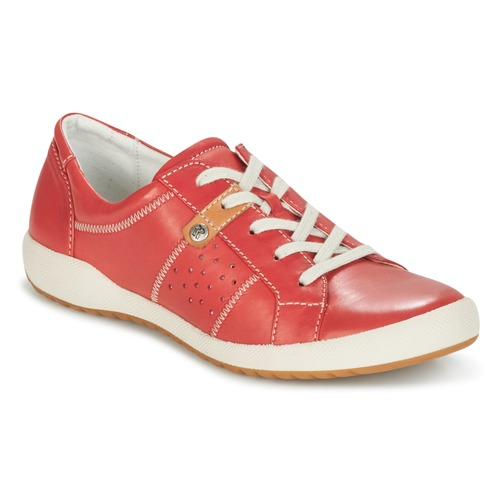 Venta de liquidación de temporada Zapatos especiales Romika CORDOBA 01 Carmín