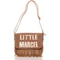 Bolsos Mujer Macuto Little Marcel Sac a Rabat Victoire Beige VI 04 Beige