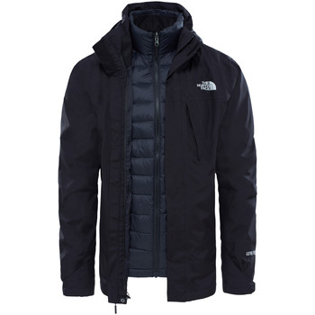 textil Hombre plumas The North Face MOUNTAIN LIGHT TRICLIMATE JACKET negro