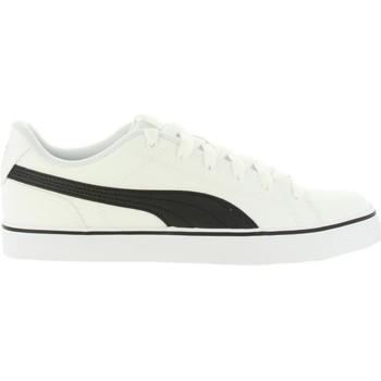Zapatos Hombre Zapatillas bajas Puma 362946 COURT Blanco